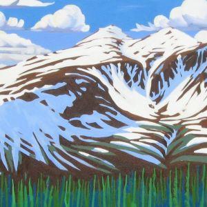 Montana Mountain, Yukon